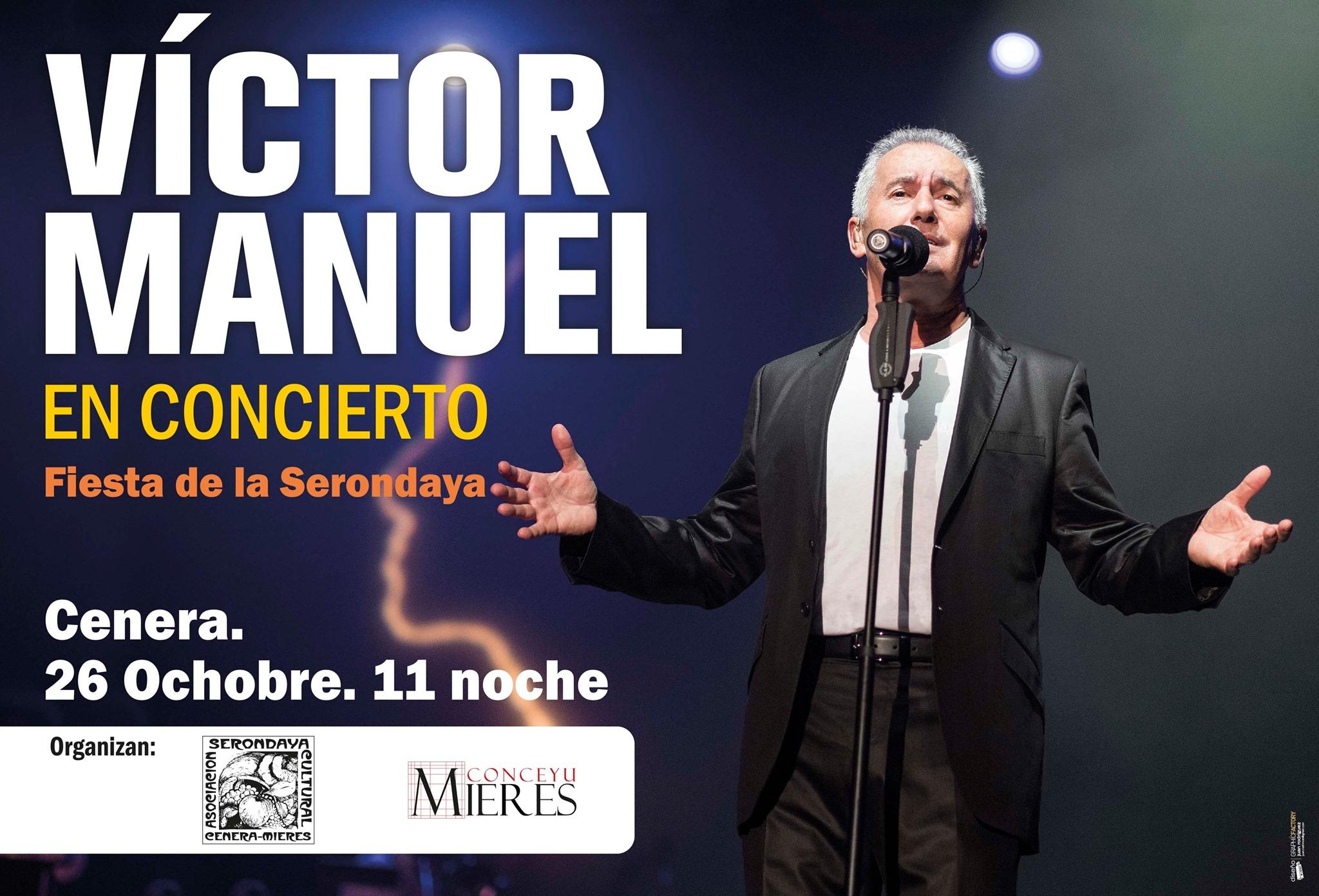 victor en concierto