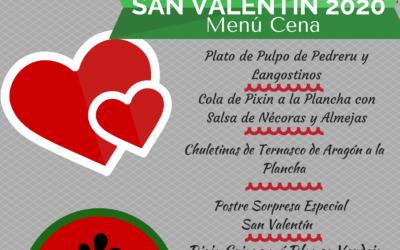 San Valentín. Cenera. La Panoya.